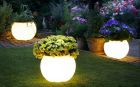 Add The Beauty Of Garden Lights